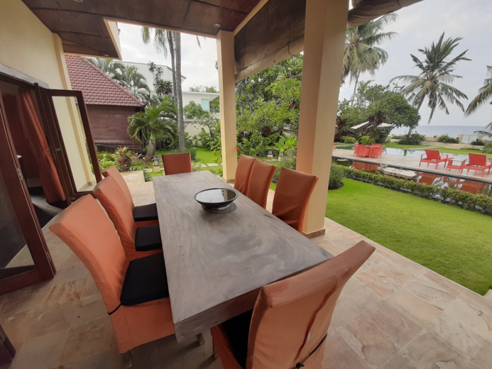 Amazing Beachfront Villa with Best Value for Sale in Lovina