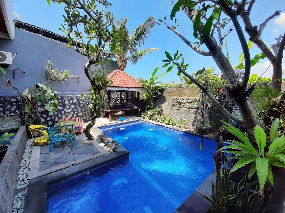 Two Bedroom with rice field view in Canggu area ( minimum 3 years rent )