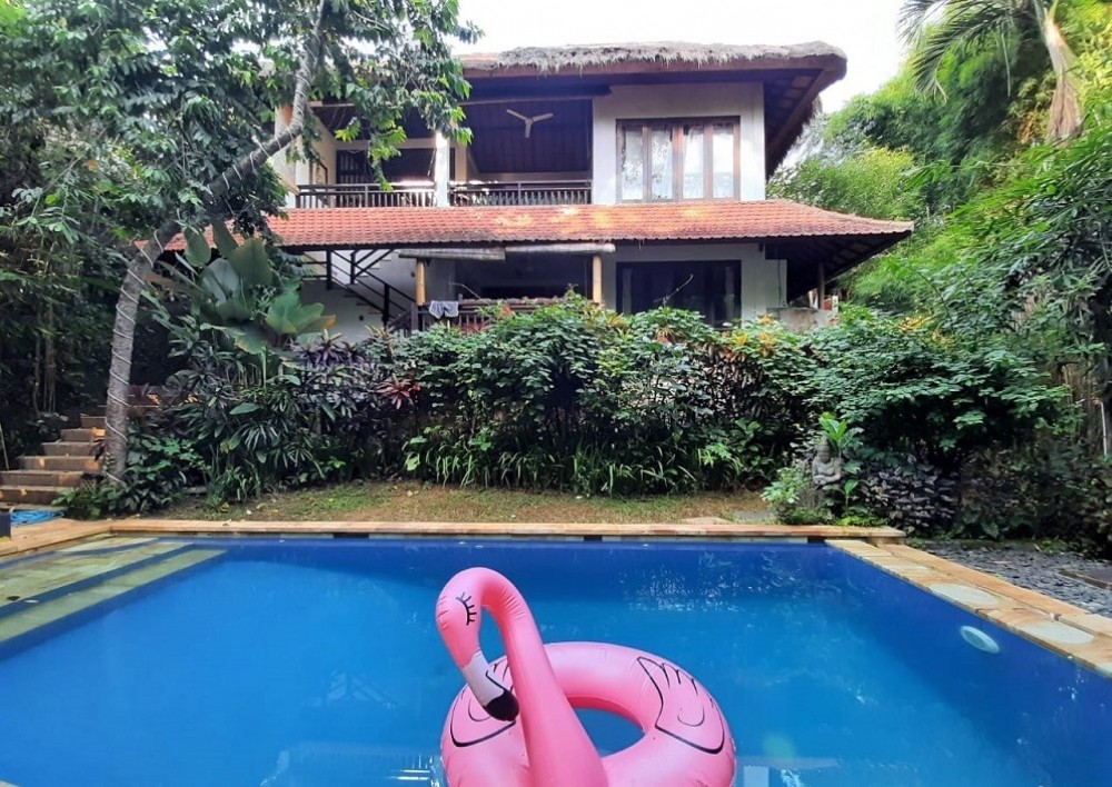 Two Bedroom with Peaceful and quite area in Tabanan