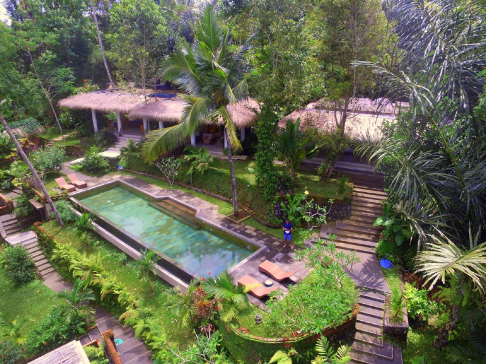 Amazing Deal Freehold Villa for Sale in Ubud