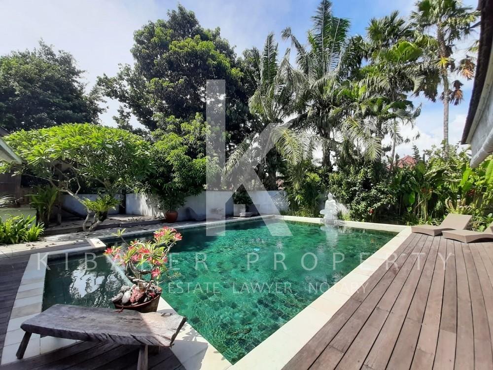 indah villa bagus di umalas
