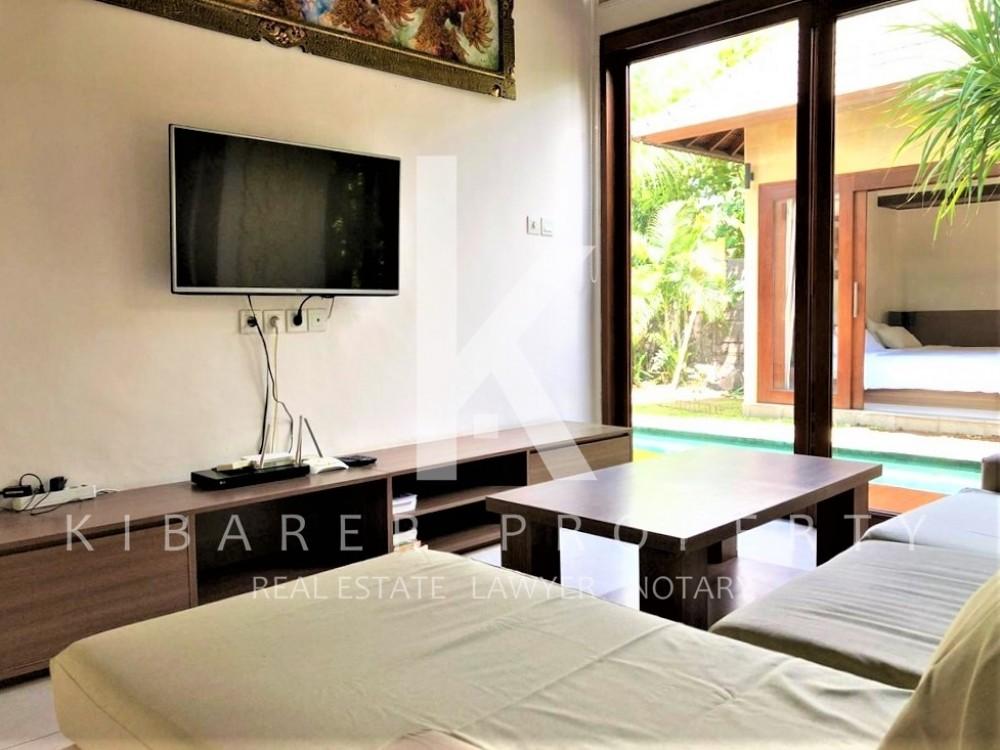 Cozy villa in Berawa Canggu