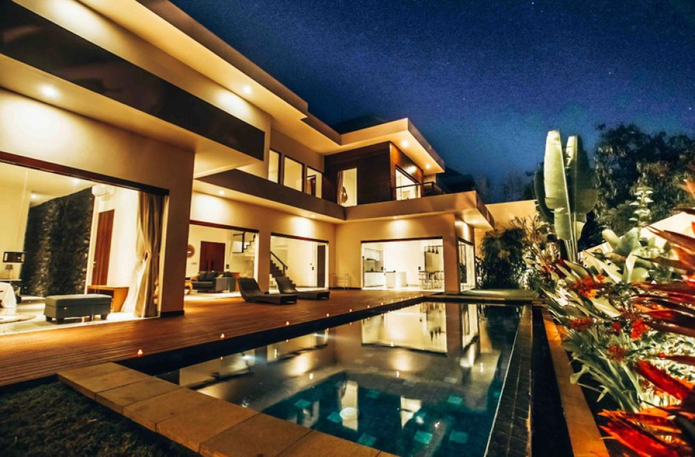 Luxury brand new freehold villa for sale in Ungasan
