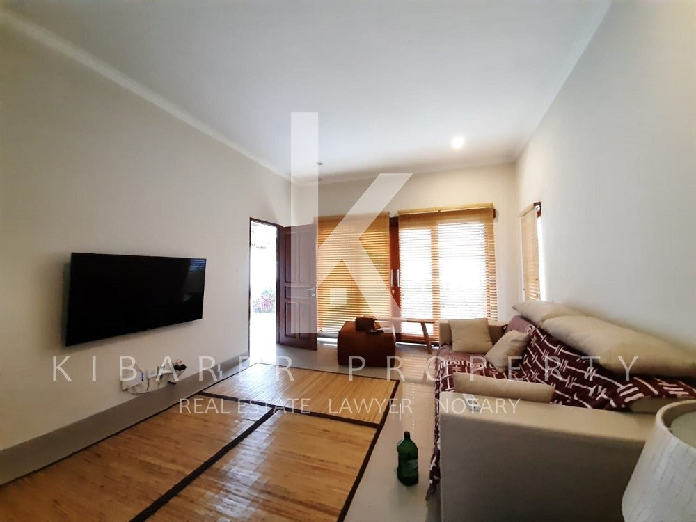 Beautiful Two Bedroom Villa in Umalas area ( Price from now until August 2022 )