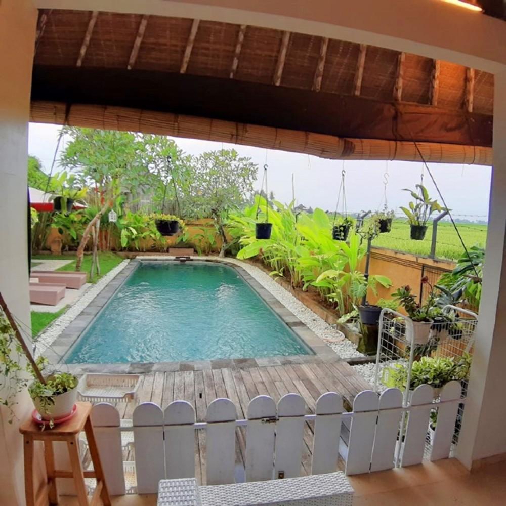 Villa 2 Kamar Tidur yang menawan untuk Dijual di Tabanan