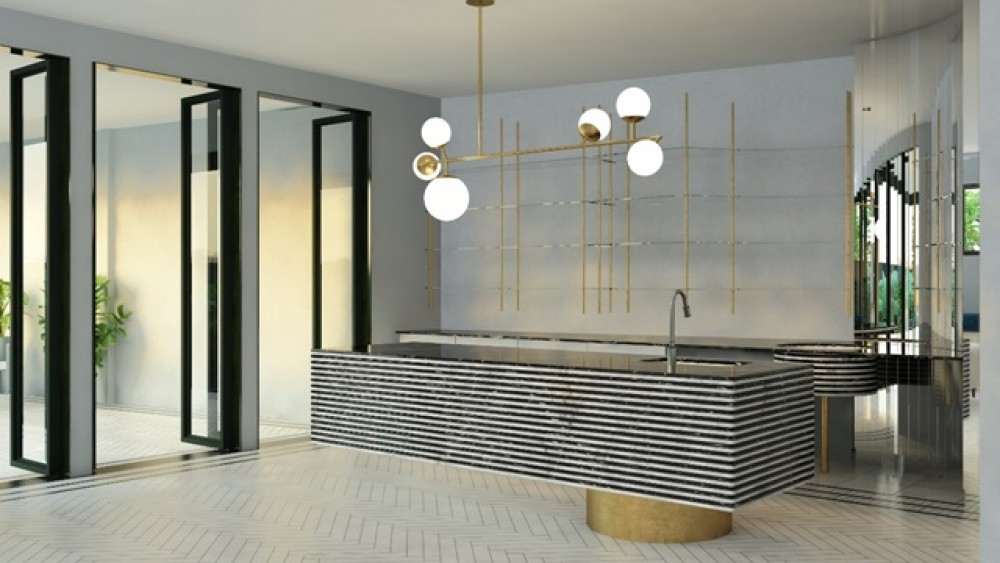Art Deco Inspired Leasehold Property for Sale