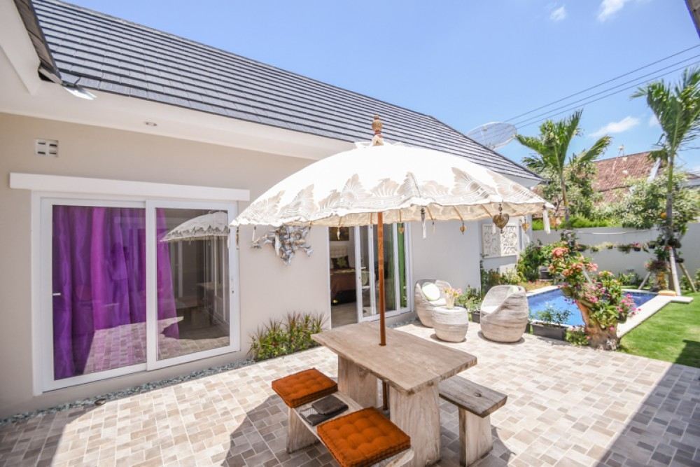 Comfortable Three Bedrooms Villa Close To The Beach for Sale in Sanur