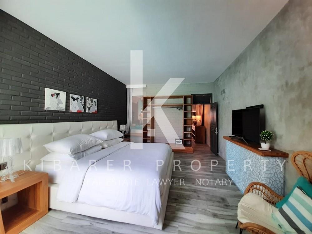 unique three bedroom villa for living in kerobokan