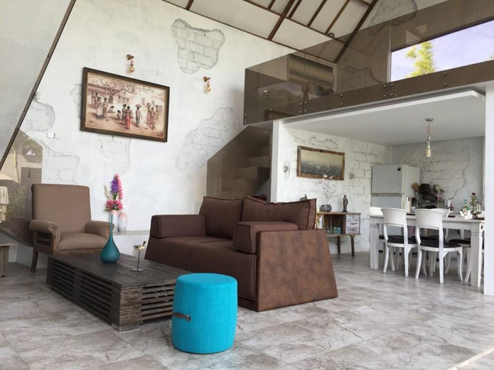 Villa dua kamar tidur modern dijual di Tanjung Benoa