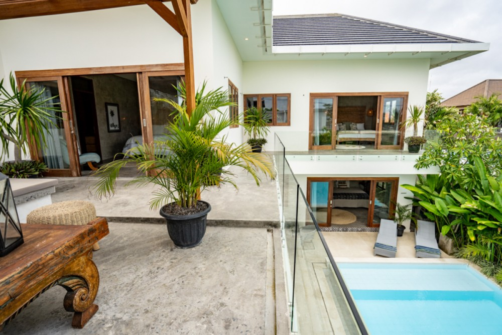Brand New Villa Walking Distance to The Beach for Sale in Berawa