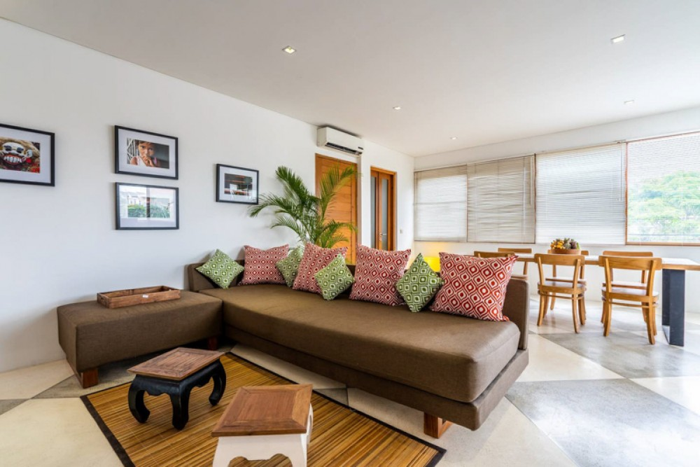 Beautiful Two Bedrooms Apartment for Sale in Berawa