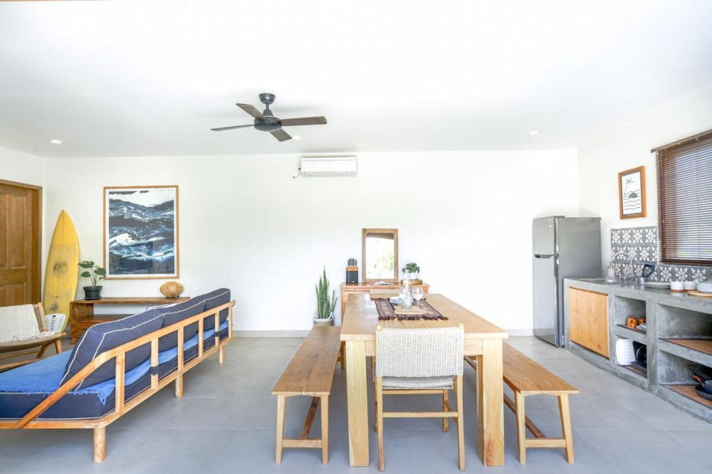 Cozy Brand New 2 Bedroom Villa in Canggu for Sale