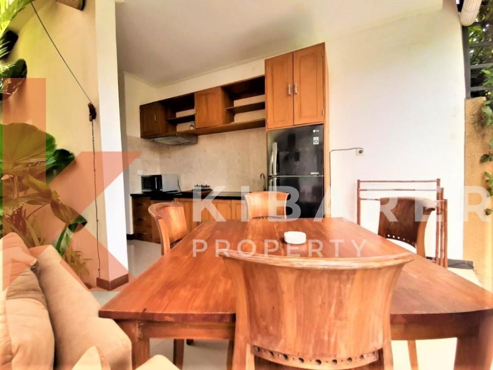 cozy two bedroom villa in a secure complex area in pererenan canggu