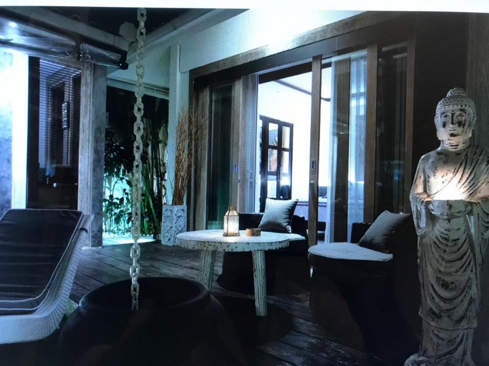 Beautiful Two Bedrooms Complex Villa for Sale in Kerobokan
