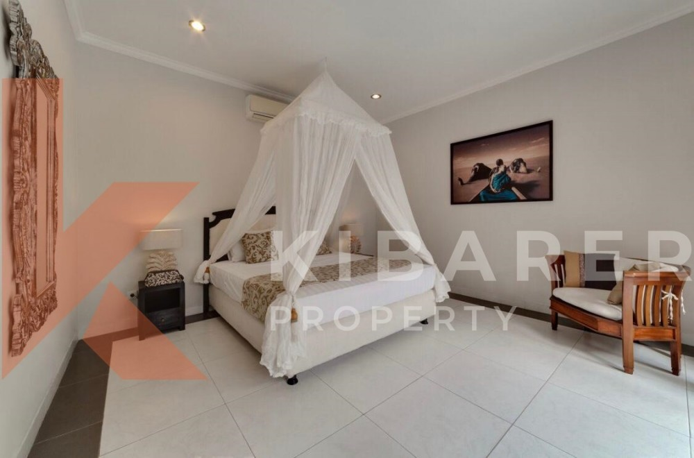 Beautiful three bedroom villa in Umalas for monthly rental(Available on 23rd April)