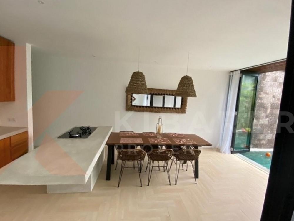 Beautiful Three Bedrooms Villa In Canggu