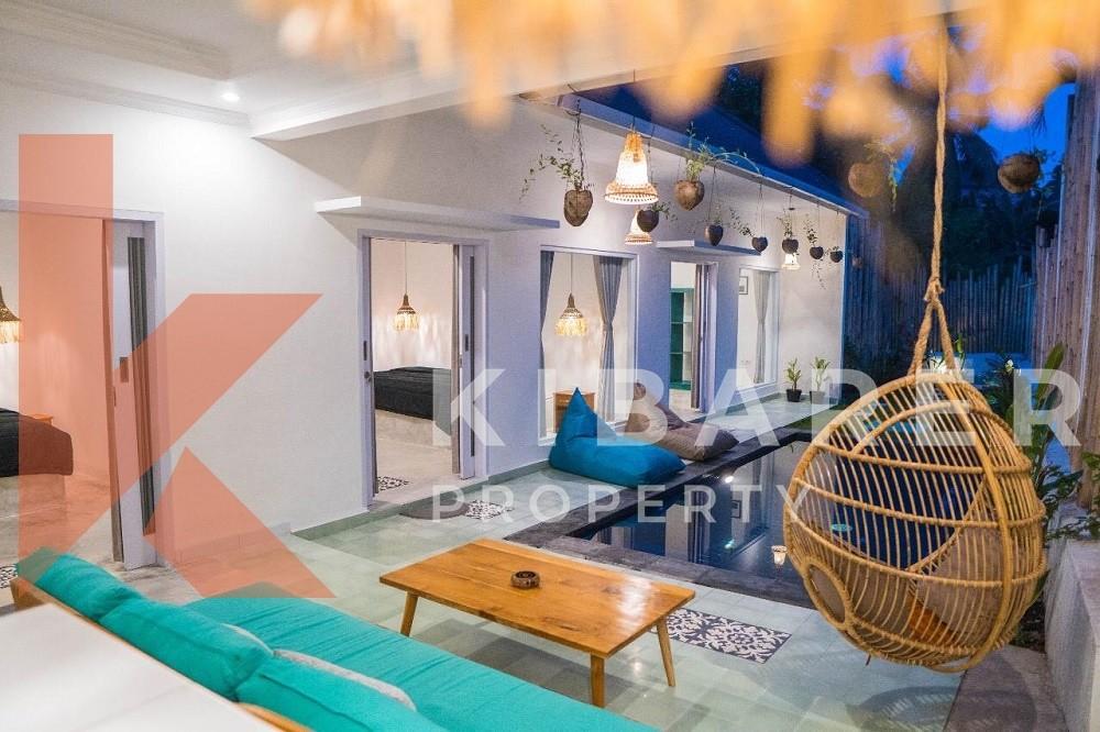 Brand New Three Bedroom in Canggu area