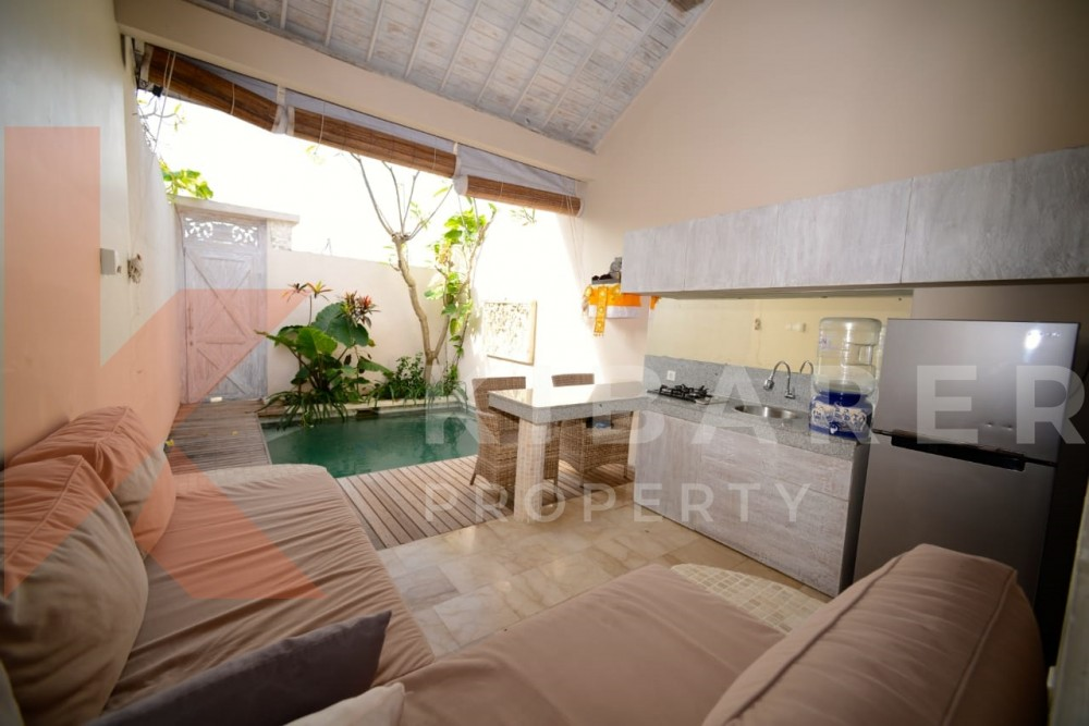 Beautiful One Bedroom Villa In Legian