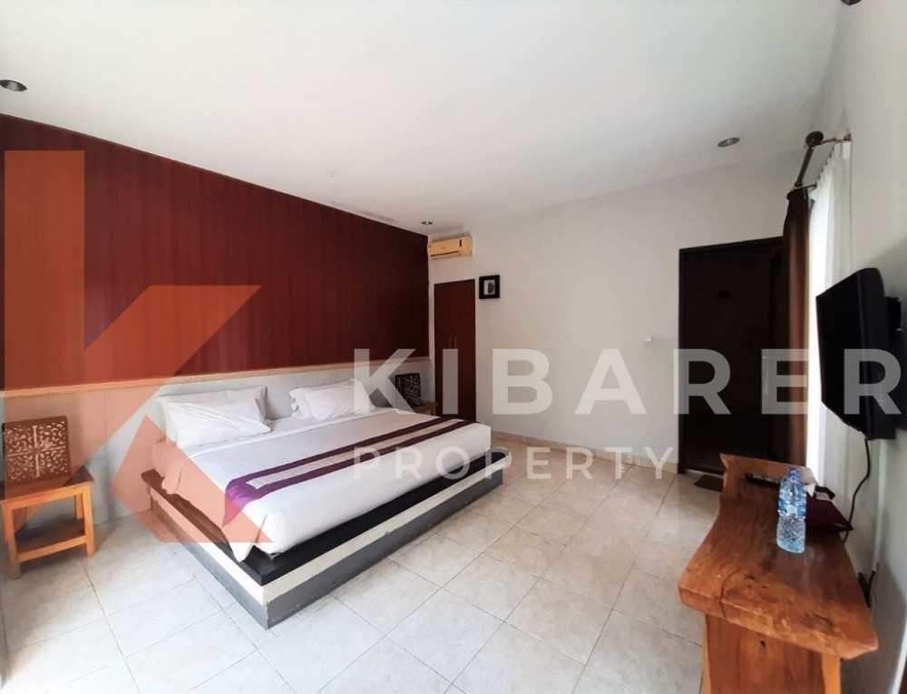 lovely two bedroom complex villa in umalas