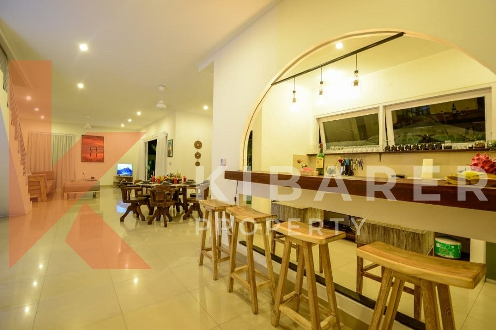Beautiful Three Bedroom Villa in Seminyak ( minimum 5 years rent and available on 1st October 2020 )