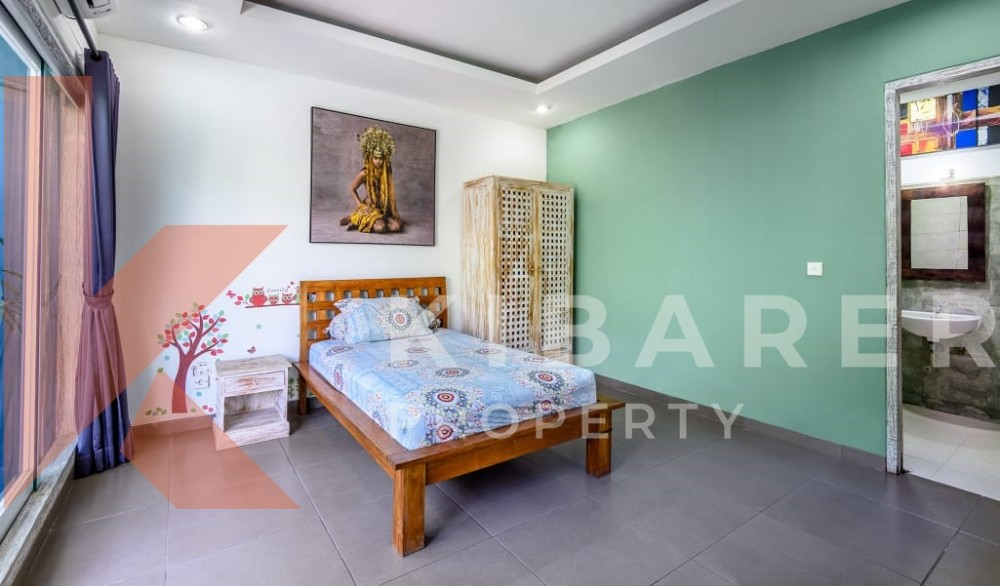 Beautiful Three Bedrooms Villa In Umalas