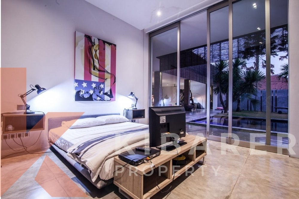 Beautiful Four Bedrooms Villa In Seminyak