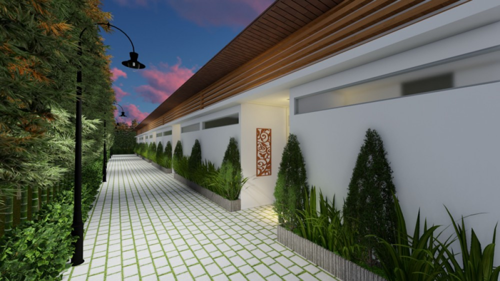 Upcoming Two Bedrooms Beautiful Villa for Sale in Umalas