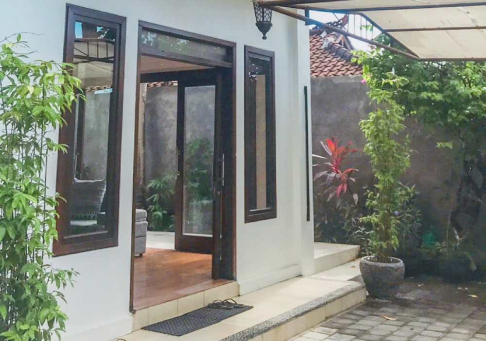 Tropical Two Level Villa for Sale in Berawa