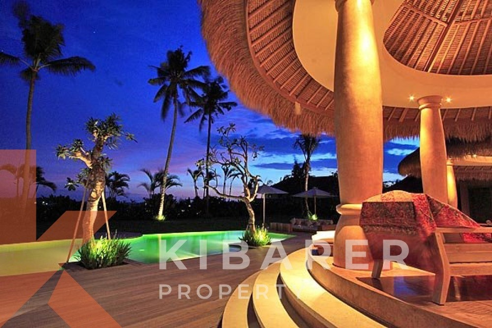 cantik villa di Seseh