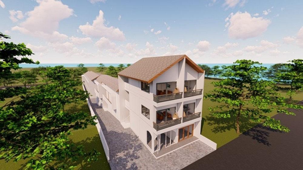 4 Off Plan Apartments Close to The Beach for Sale