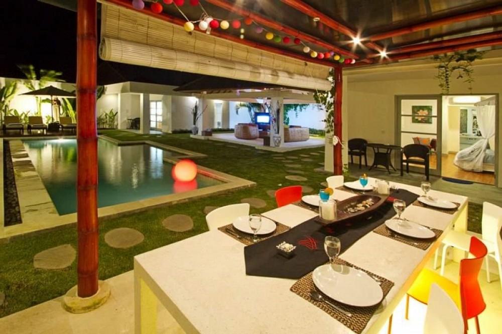 Beautiful Modern four Bedroom Villa at Seminyak ( Price for six month)