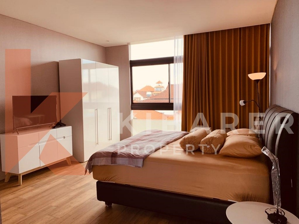Cozy One Bedroom Apartment in Kerobokan close to Seminyak