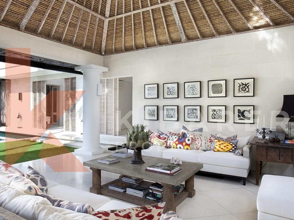 Beautiful Three Bedroom Villa in Seminyak