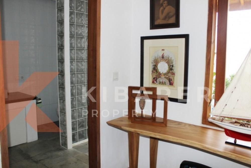 cozy 2 villa for living in batu bolong canggu