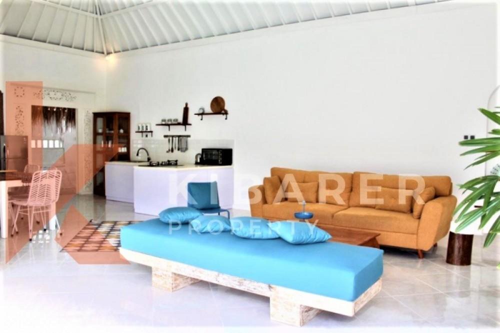 BEAUTIFUL TROPICAL NEW BEDROOM VILLA FOR YEARLY RENTAL IN BERAWA