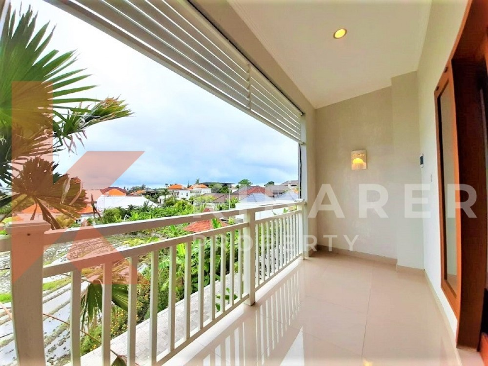 BRAND NEW TWO BEDROOM,OPEN LIVING VILLA IN PADANG LINJONG