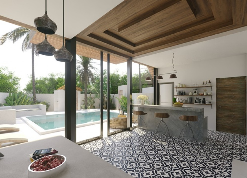 Gorgeous Off-Plan Leasehold Villa for sale in Pererenan