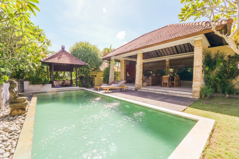 Beautiful Freehold Villa with Best Value for Sale in Jimbaran