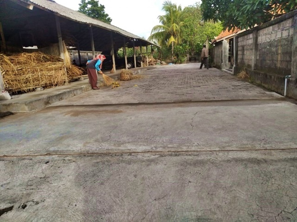 Nice Small Plot in Ubud for Sale