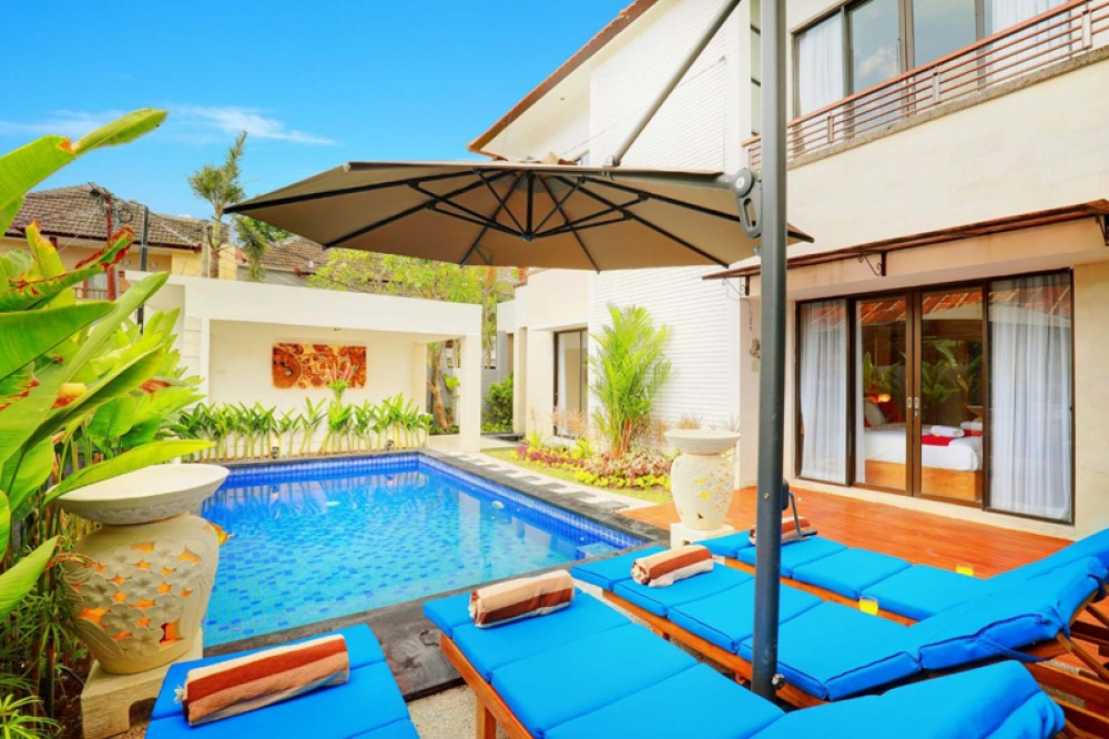 Charming Freehold Villa for Sale in Prime Location of Petitenget