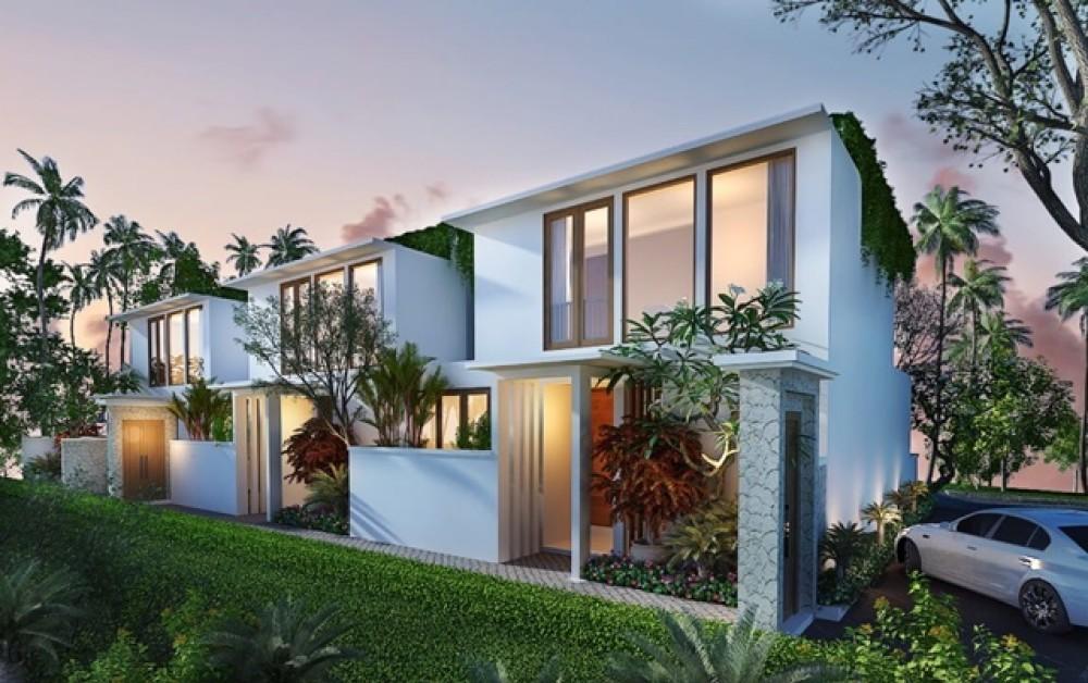 Brand New 3 Bedroom Villa in Pererenan for Leasehold Sale