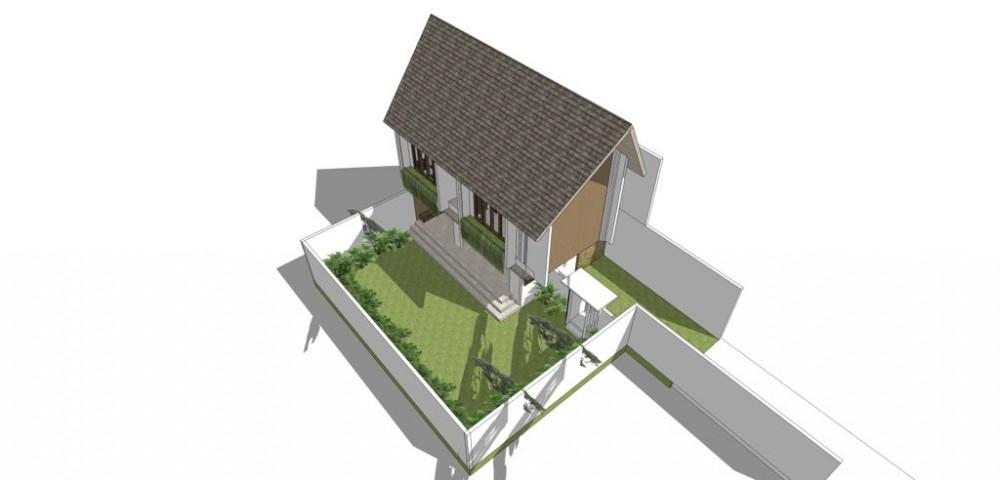 Open Floor Plan 3 Bedroom Villa in Jimbaran for Sale