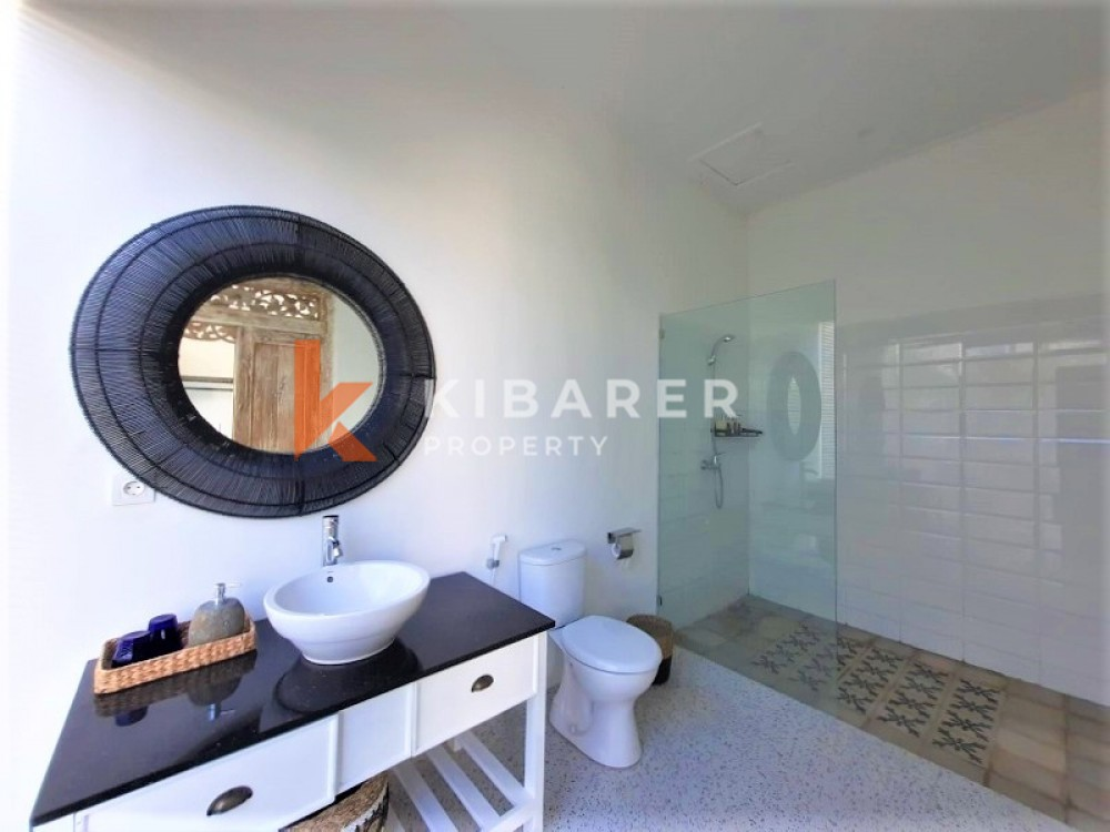 STUNNING VIEW BRAND NEW THREE BEDROOM VILLA CLOSE LIVING IN BERAWA(AVAILABLE ON 27TH NOV 2020)