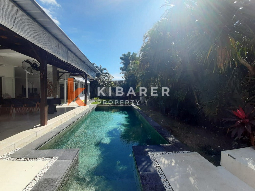 Cozy Three Bedroom Villa Complex in Seminyak ( will be available on March 2021 )