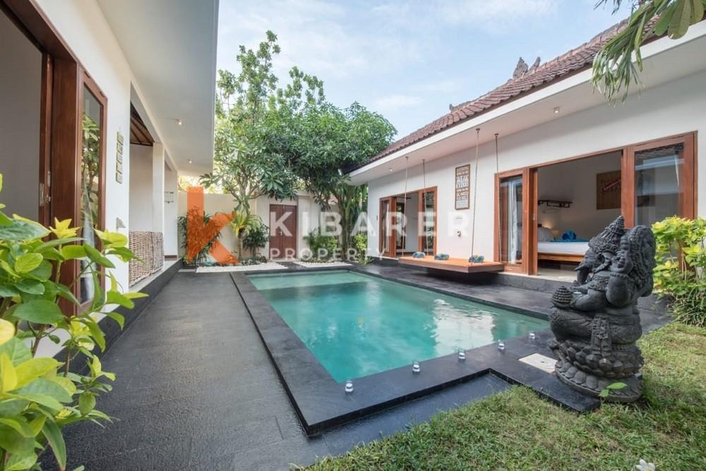 Three Bedroom Full furnished Villa in Seminyak