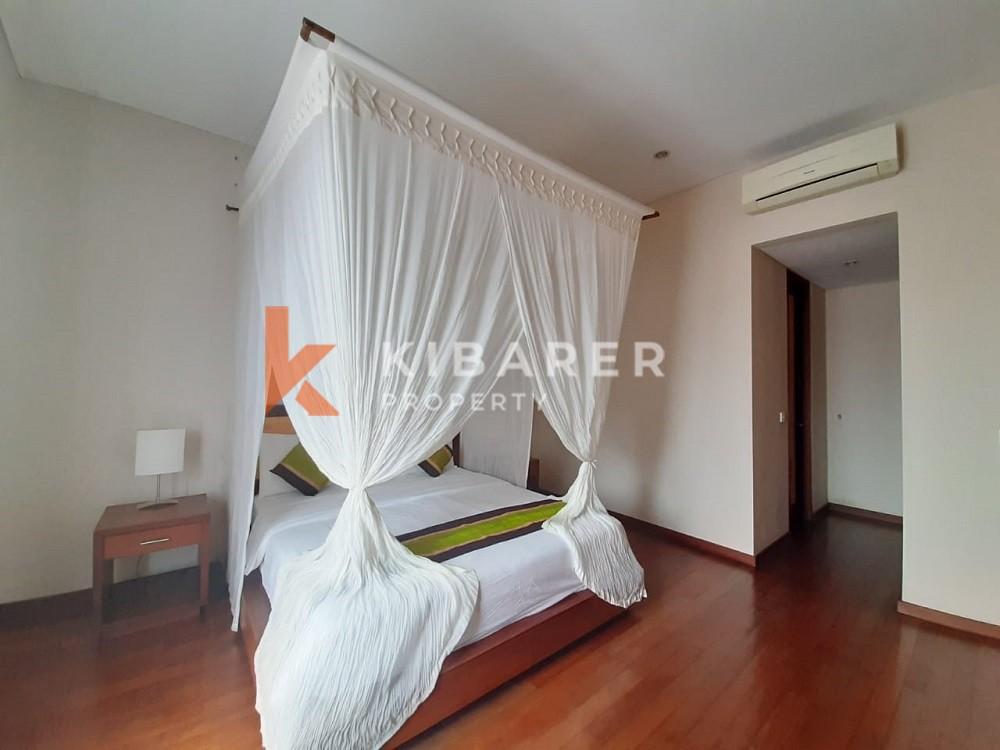 Cozy Two Bedroom Villa semi furnished in Seminyak area