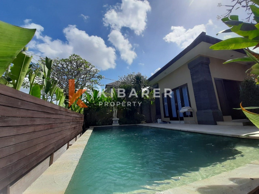 Beautiful Cozy Two Bedroom Villa full furnished in Canggu
