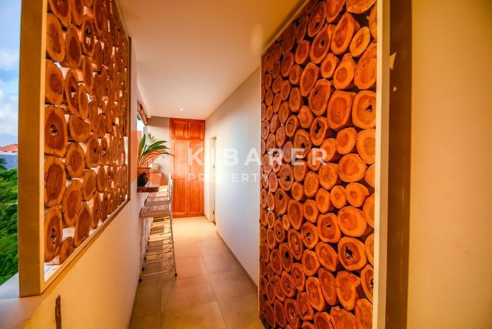 Cozy Apartemen 1 Kamar Tidur dengan kolam renang bersama di Seminyak