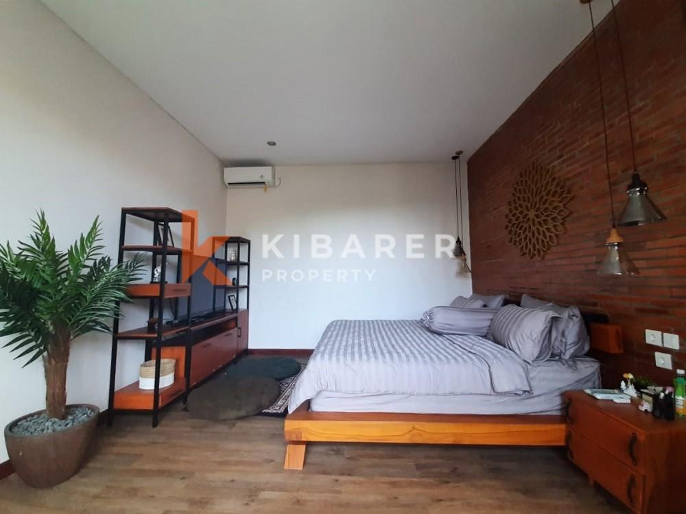 Beautiful Three Bedroom Villa For Living in Sanur