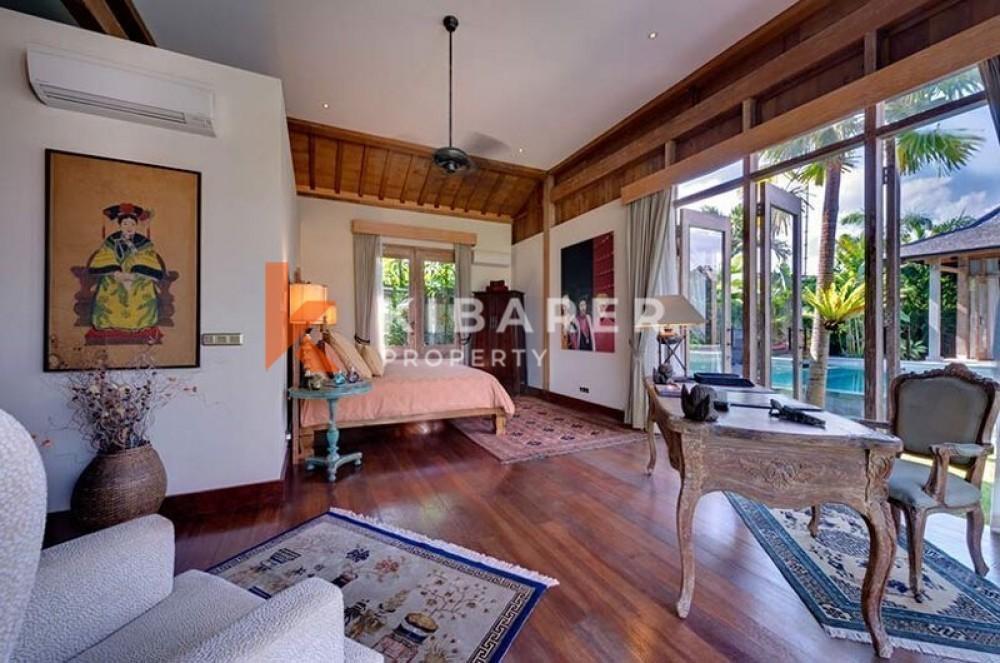 luxury joglo villa walking distance to berawa beach ( will be available on July 2021 )